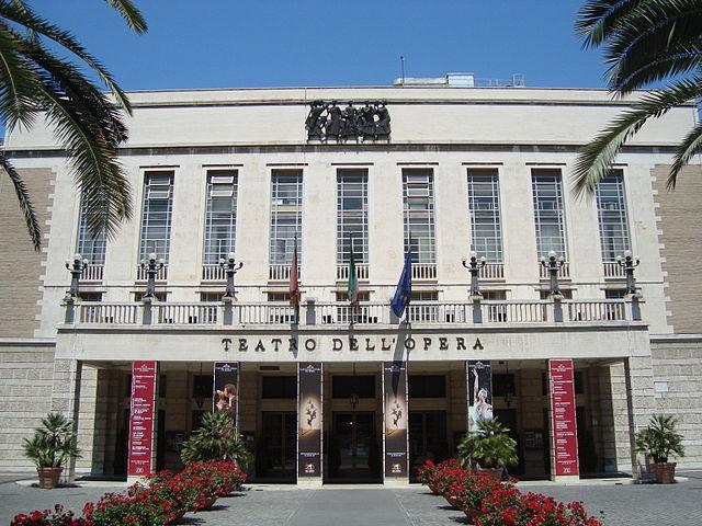Teatro dell'Opera a Roma